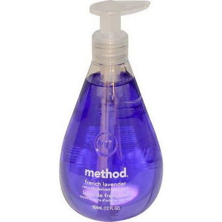 Method, Hand Wash, French Lavender 354ml