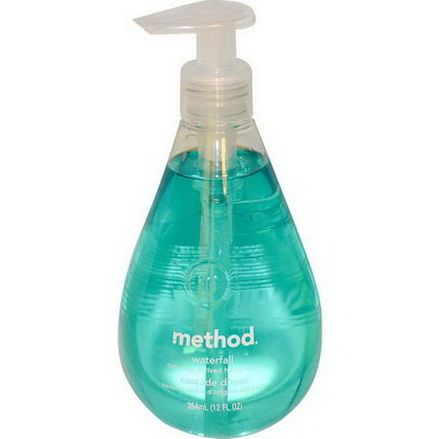 Method, Hand Wash, Waterfall 354ml