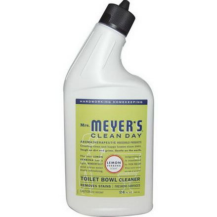 Mrs. Meyers Clean Day, Toilet Bowl Cleaner, Lemon Verbena Scent 710ml