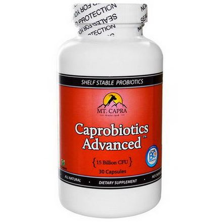 Mt. Capra, Caprobiotics Advanced, 30 Capsules