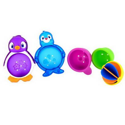 Munchkin, Lazy Buoys, 12+ Months, 5-Piece Set