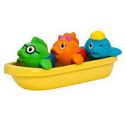 Munchkin, School of Fish, 3 Fish&Boat Kit
