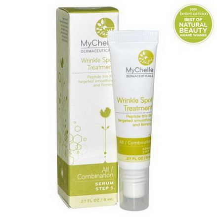 MyChelle Dermaceuticals, Wrinkle Spot Treatment, All / Combination, Serum Step 3 8ml