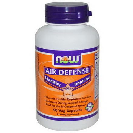 Now Foods, Air Defense Healthy Immune with Paractin, 90 Veg Caps