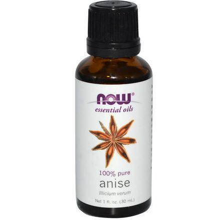 Now Foods, Essential Oils, Anise 30ml