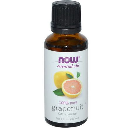 Now Foods, Essential Oils, Grapefruit 30ml