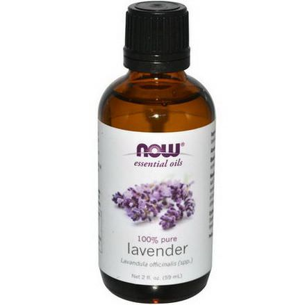 Now Foods, Essential Oils, Lavender 59ml