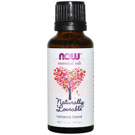Now Foods, Essential Oils, Naturally Loveable 30ml
