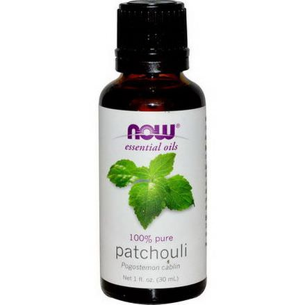 Now Foods, Essential Oils, Patchouli 30ml