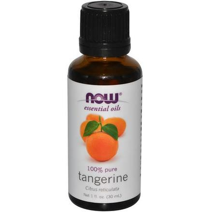 Now Foods, Essential Oils, Tangerine 30ml
