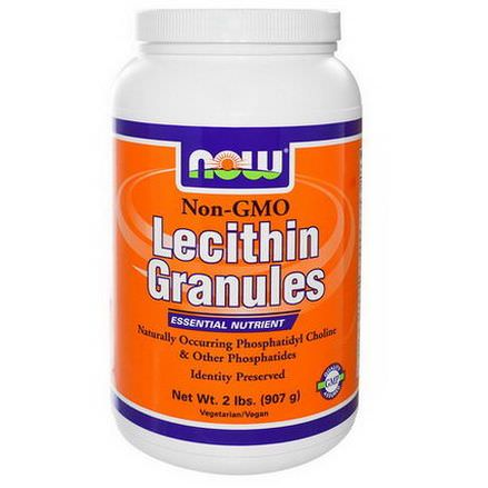 Now Foods, Lecithin Granules 907g