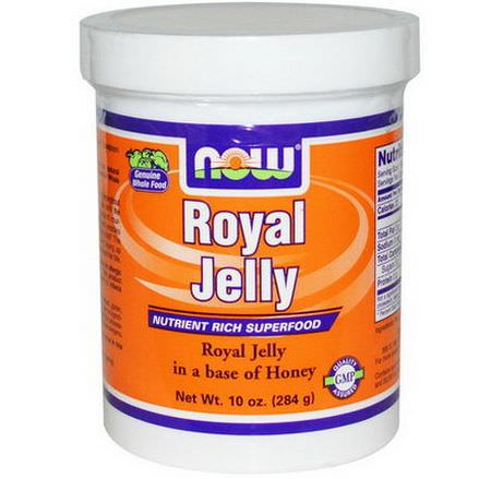 Now Foods, Royal Jelly 284g