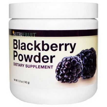 Nutri-Fruit, Blackberry Powder 142g