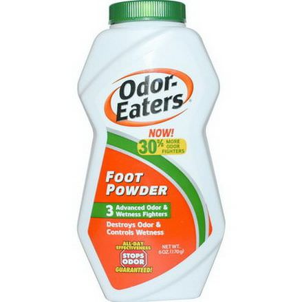 Odor Eaters, Foot Powder 170g