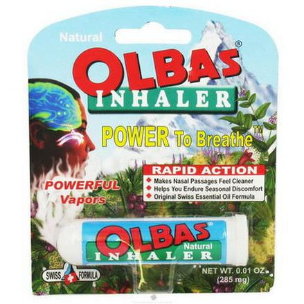 Olbas Therapeutic, Inhaler 285mg