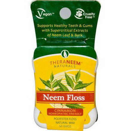 Organix South, Neem Floss, Cinnamon, 50 Yards