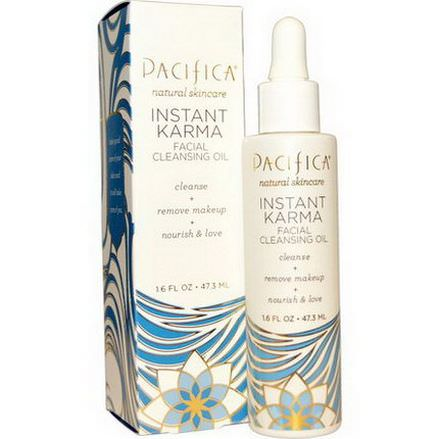 Pacifica, Instant Karma, Facial Cleansing Oil 47.3ml