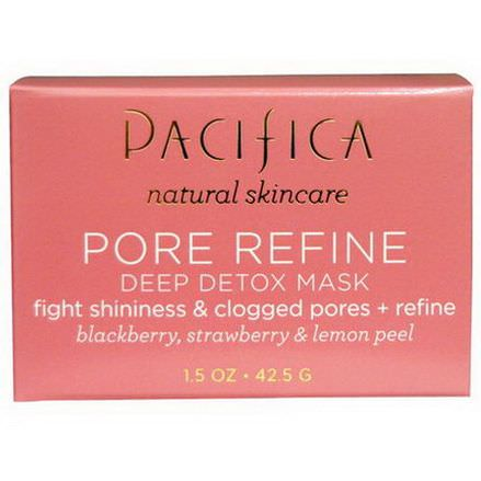 Pacifica, Pore Refine Deep Detox Mask 42.5g