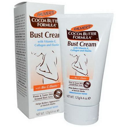 Palmer's, Cocoa Butter Formula, Bust Cream with Bio C-Elaste 125g