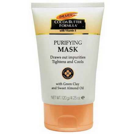 Palmer's, Purifying Mask, Fresh White Lily Fragrance 120g