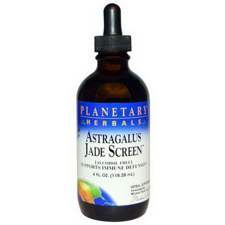 Planetary Herbals Alcohol Free 118.28ml
