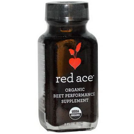 Red Ace, Organic Beet Performance Supplement 60ml
