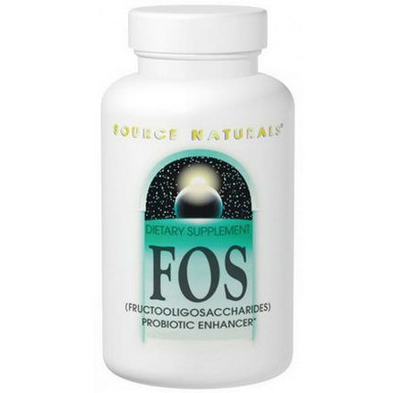 Source Naturals, FOS Powder 200g