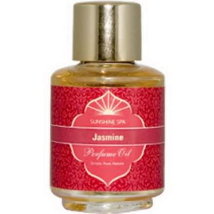 Sunshine Spa, Jasmine Perfume Oil.25 fl oz