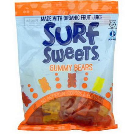SurfSweets, Gummy Bears 78g