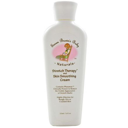 Susan Brown's Baby, Stretch Therapy and Skin Smoothing Cream 225ml