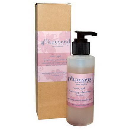 The Grapeseed Company Santa Barbara, Vino Gel Foaming Cleanser 130ml