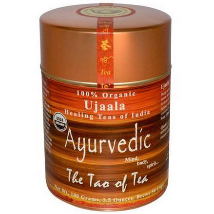The Tao of Tea, Organic Ujaala, Ayurvedic Tea 100g