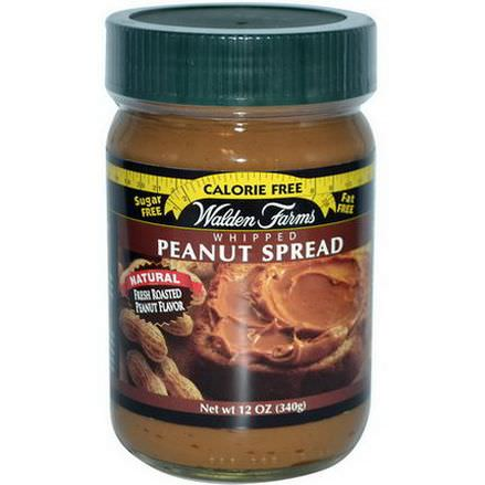 Walden Farms, Whipped Peanut Spread 340g