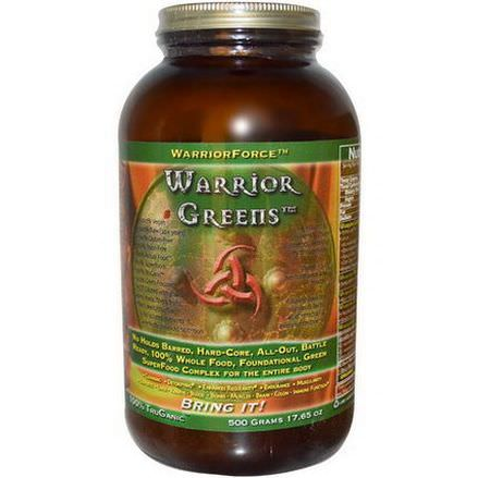 Warrior Force Nutritionals, Warrior Greens 500g