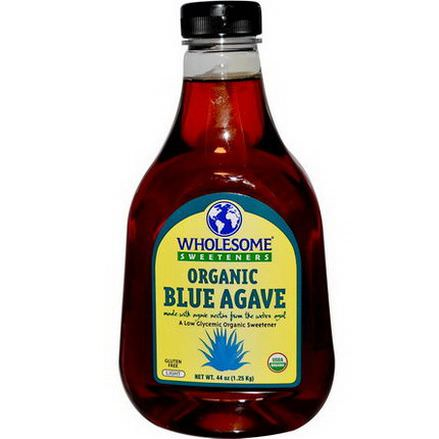Wholesome Sweeteners, Inc. Organic Blue Agave, Light 1.25 kg
