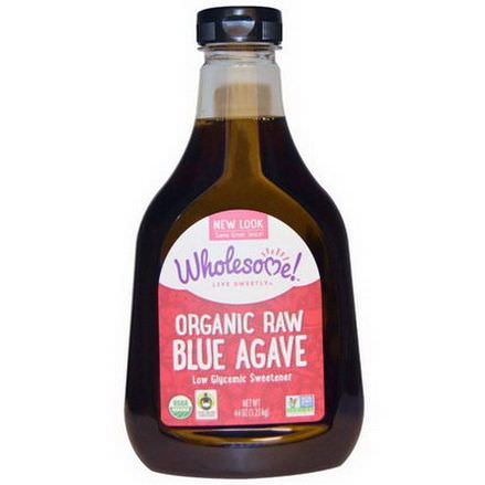 Wholesome Sweeteners, Inc. Organic Raw Blue Agave 1.25 kg