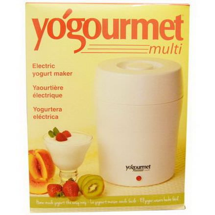 Yogourmet, Multi, Electric Yogurt Maker, 1 Yogurt Maker