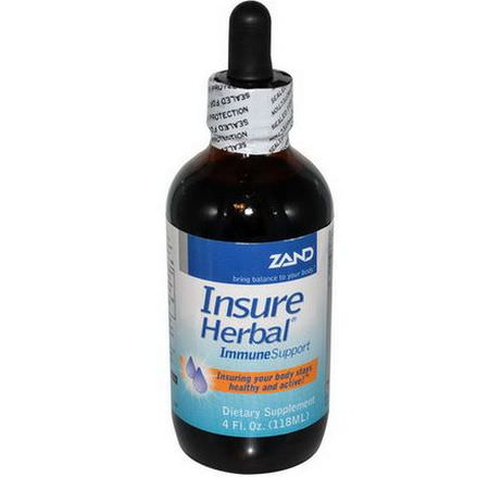 Zand, Insure Herbal, Immune Support 118ml