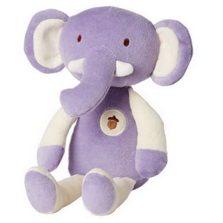 Greenpoint Brands, My Natural, My First Cuddles, Plush Elephant, 1 Toy