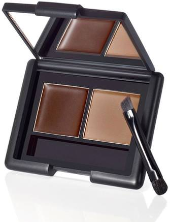 Eyebrow Kit, Light, 0.123 oz (3.5 g) by E.L.F. Cosmetics-Verktyg / Borstar, Ansikte