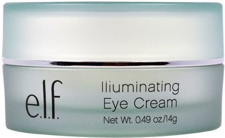 Illuminating Eye Cream, 0.49 oz (14 g) by E.L.F. Cosmetics-Verktyg / Borstar