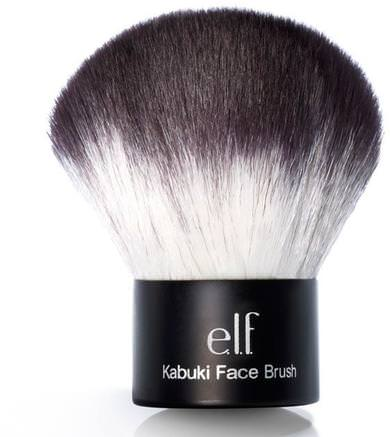 Kabuki Face Brush, 1 Brush by E.L.F. Cosmetics-Verktyg / Borstar
