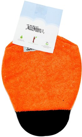 Lady Bug Bath Mitt by Little Twig-Barnens Hälsa, Barnbad