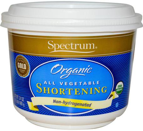 vegetable shortening i sverige