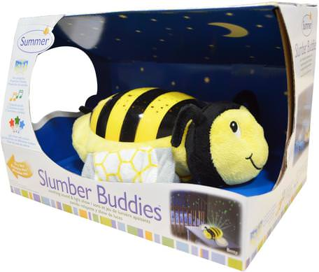 Slumber Buddies, Bumble Bee Betty, 1 Slumber Buddie by Summer Infant-Barns Hälsa, Barn Leksaker, Baby, Barn