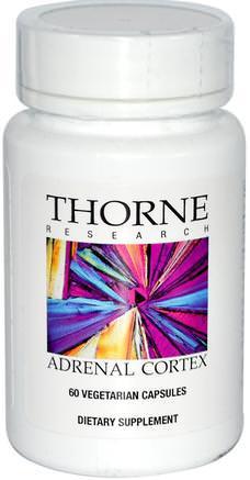 adrenal cortex biverkningar