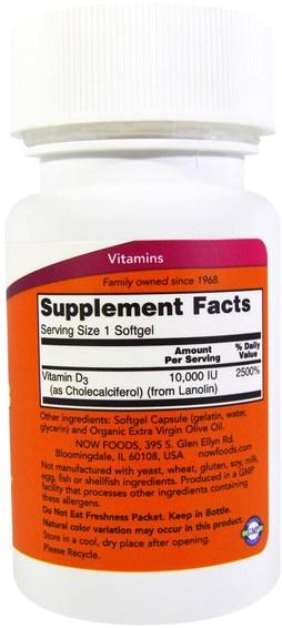 Vitaminer, Vitamin D3