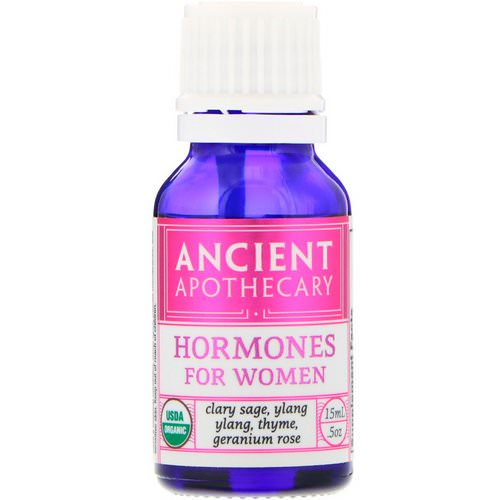 Ancient Apothecary, Hormones for Women, .5 oz (15 ml) Review