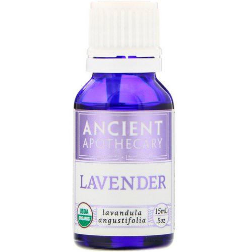 Ancient Apothecary, Lavender, .5 oz (15 ml) Review