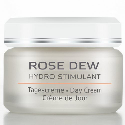 AnneMarie Borlind, Hydro Stimulant, Day Cream, Rose Dew, 1.69 fl oz (50 ml) Review